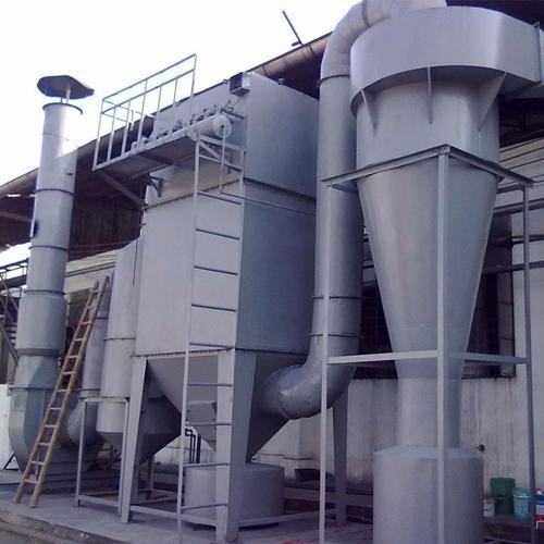 除尘器-旋风除尘器生产厂家-报价原理材质型号