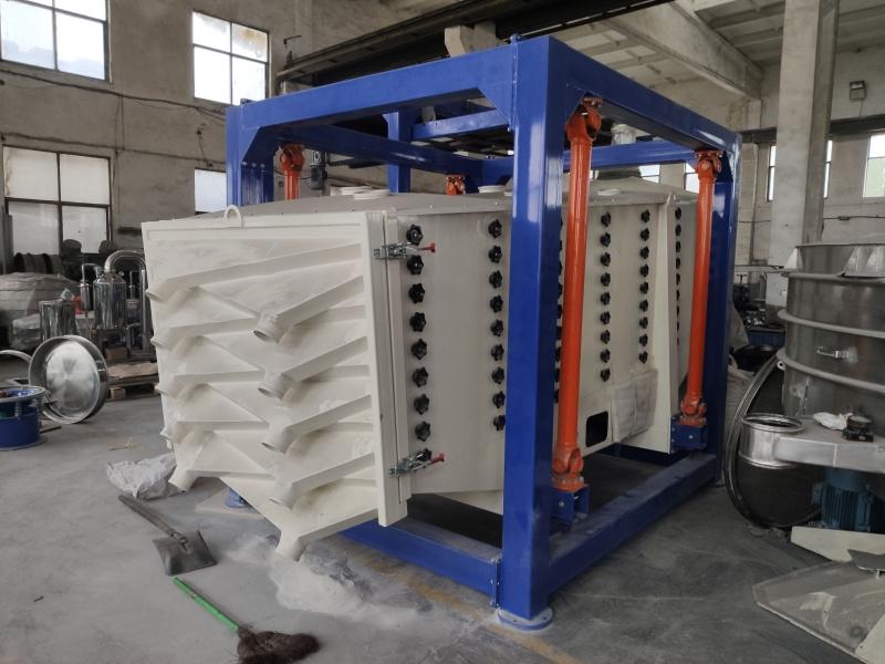 摇摆筛-金属粉摇摆筛生产厂家-规格特点原理技术