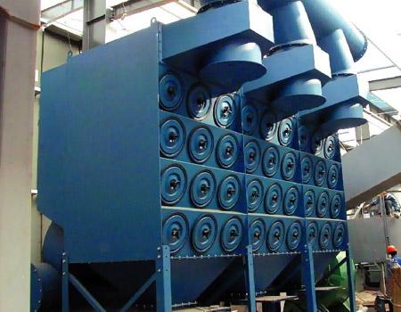 除尘器-滤筒除尘器生产厂家-规格原理报价技术