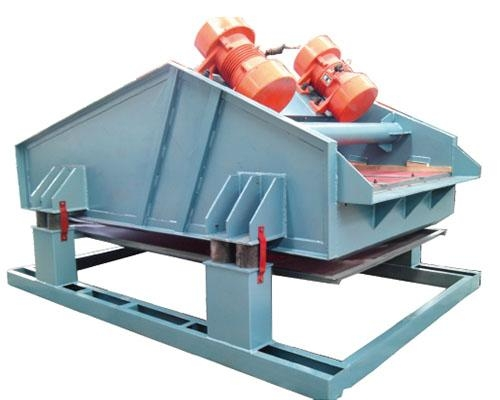 石英砂矿用振动筛生产厂家直销价格优惠