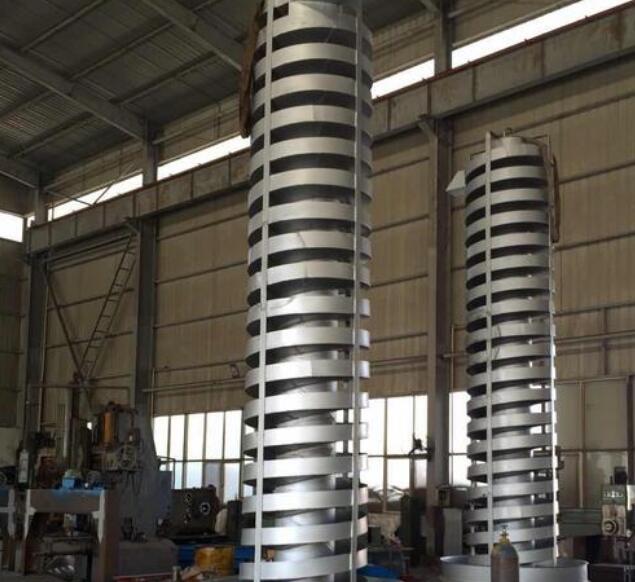 速食汤粉垂直振动提升机厂家,垂直振动提升机维护