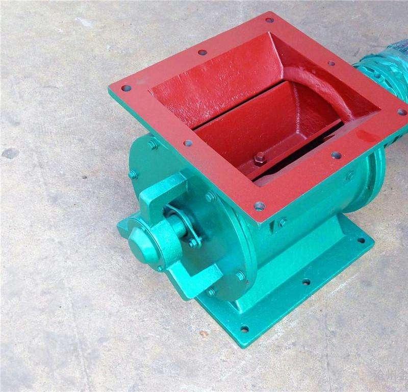叶轮给料机-星型卸料器生产厂家-提供方案图纸报价