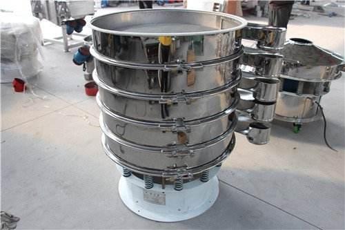 苏打粉三次元振动筛生产厂家直销价格优惠