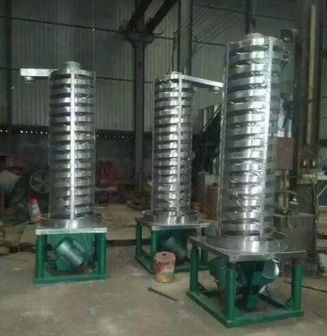 垂直振动提升机-风冷降温垂直振动提升机厂家直销价格优惠