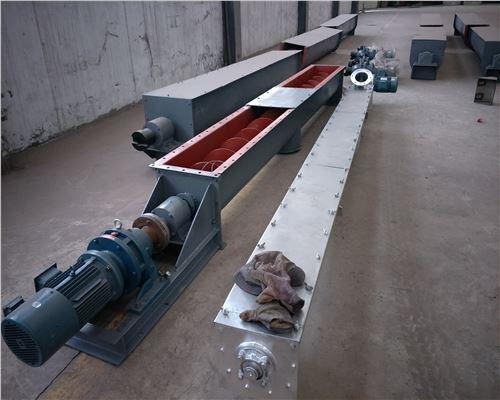 螺旋输送机-云母石螺旋输送机生产厂家-设计报价参数特点