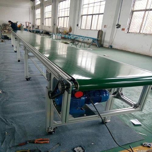 皮带输送机-机械皮带输送机厂家供应-规格报价原理技术
