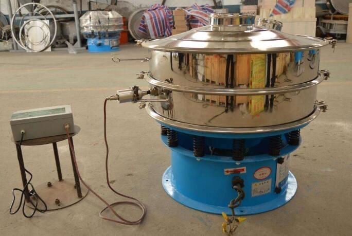 超声波振动筛-点磁型材料超声波振动筛厂家直销-规格原理技术调试