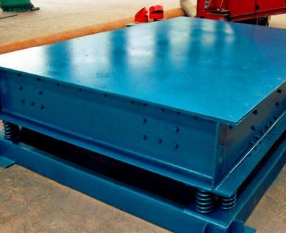 水泥振动平台生产厂家直销价格优惠