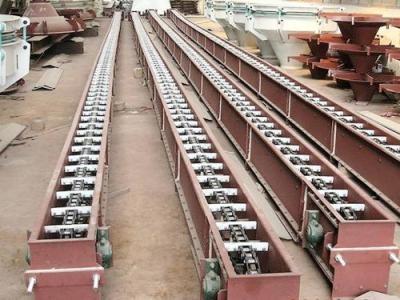 硫铁矿潭链式输送机生产厂家直销价格优惠