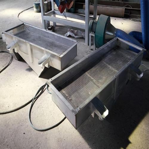 矿浆高频振动筛振动筛厂家选型报价材质优势特点