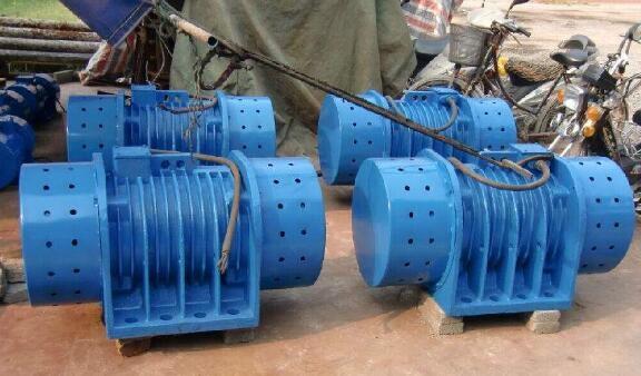 卧式振动电机-化工卧式振动电机厂家供应-报价原理技术规格