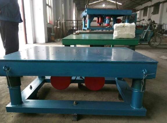 振动平台-水泥板专用振动平台厂家供应-规格原理型号报价