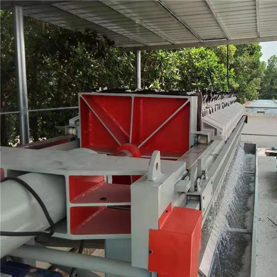 中型自动曲张板框脱水机厂家批发价
