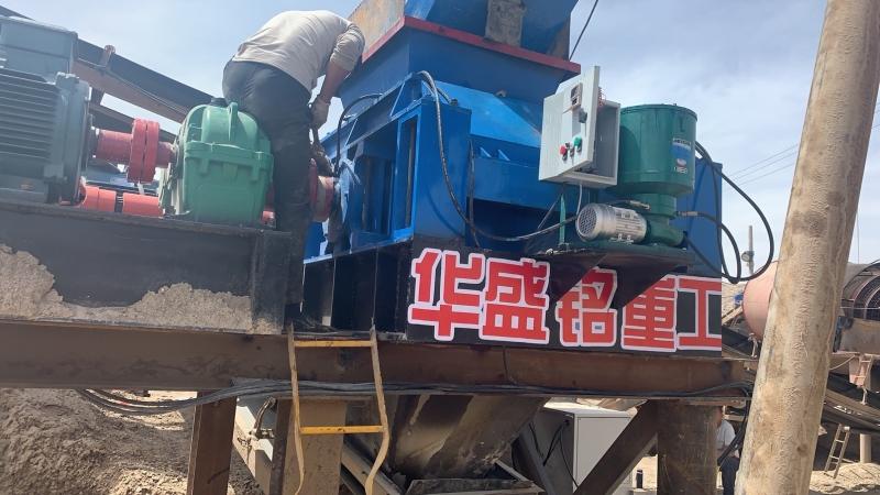 大型石灰石制砂机价格