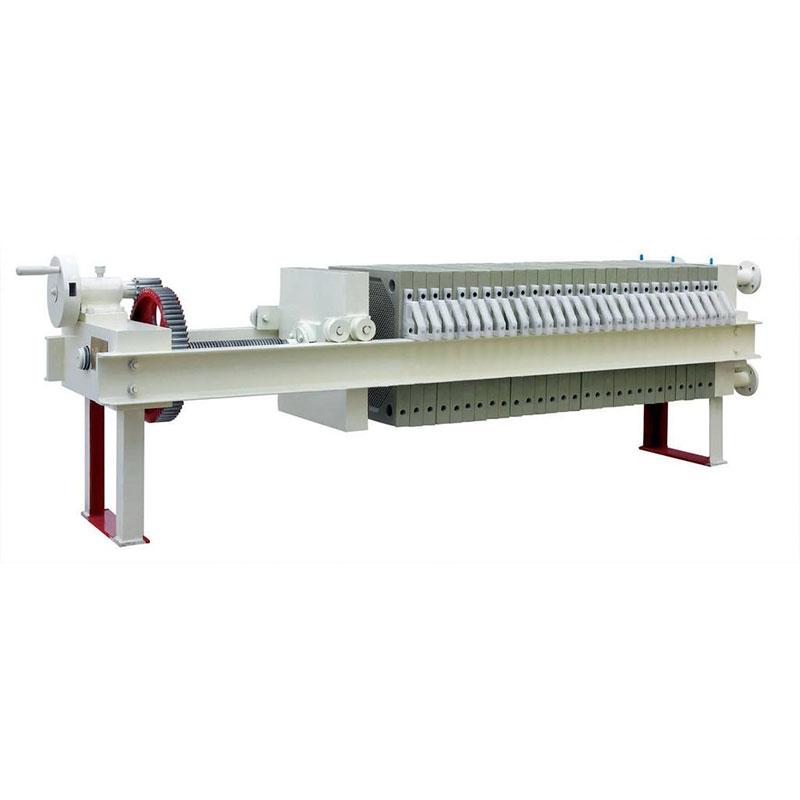 轻型不锈钢污泥压滤机生产厂家价格