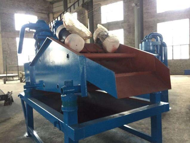水洗砂生产线振动脱水筛厂家直销-提供参数图纸