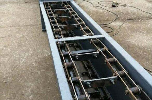 聚乙烯粉刮板输送机-刮板输送机生产厂家直销-价格优惠