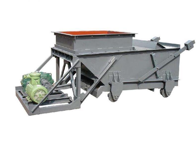 砂石生产线用振动给料机 给料机厂家直销选型参数报价