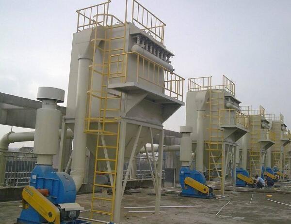 布袋除尘器-焊接布袋除尘器厂家直销-规格报价特点性能