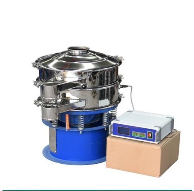 矽粉超声波振动筛-生产厂家-价格优惠-提供原理特点