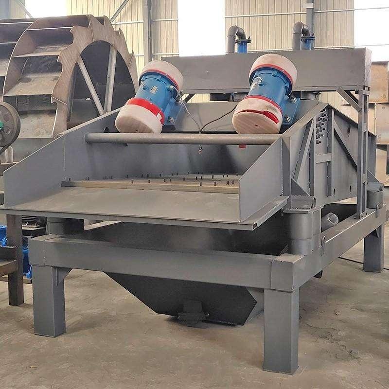 高频尾矿干排脱水筛-生产厂家-价格优惠-提供原理特点