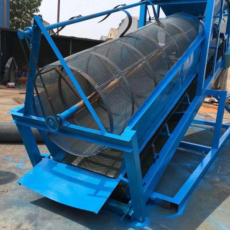 滚筒筛分选机-生产厂家-价格优惠-提供特点结构规格