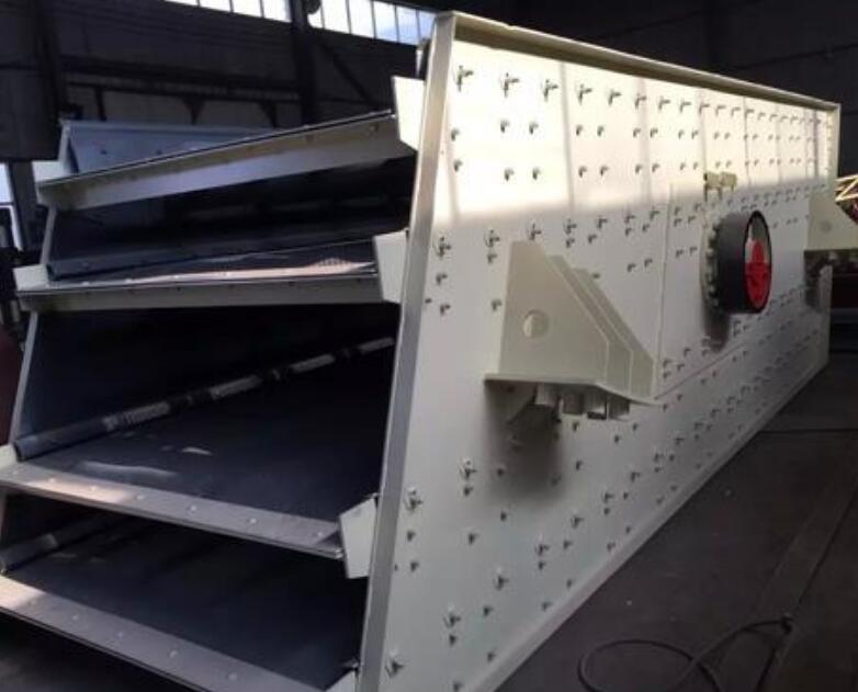 圆振筛-砂石用矿用圆振动筛供应厂家-规格图纸型号材质