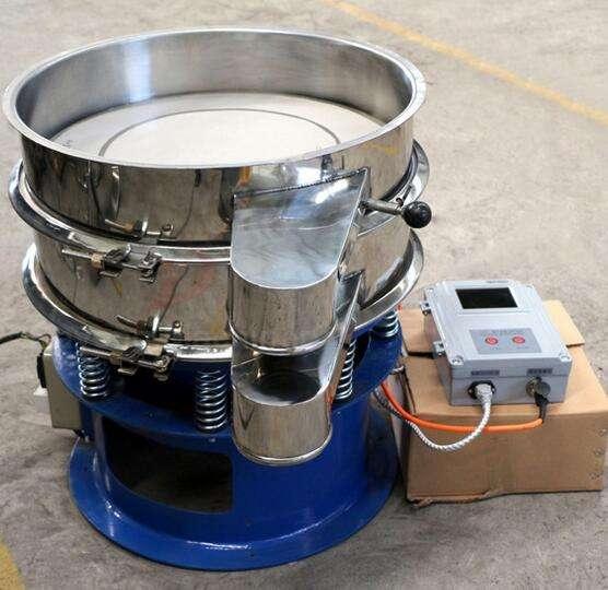振动筛-糖粉超声波振动筛厂家供应-报价技术材质型号