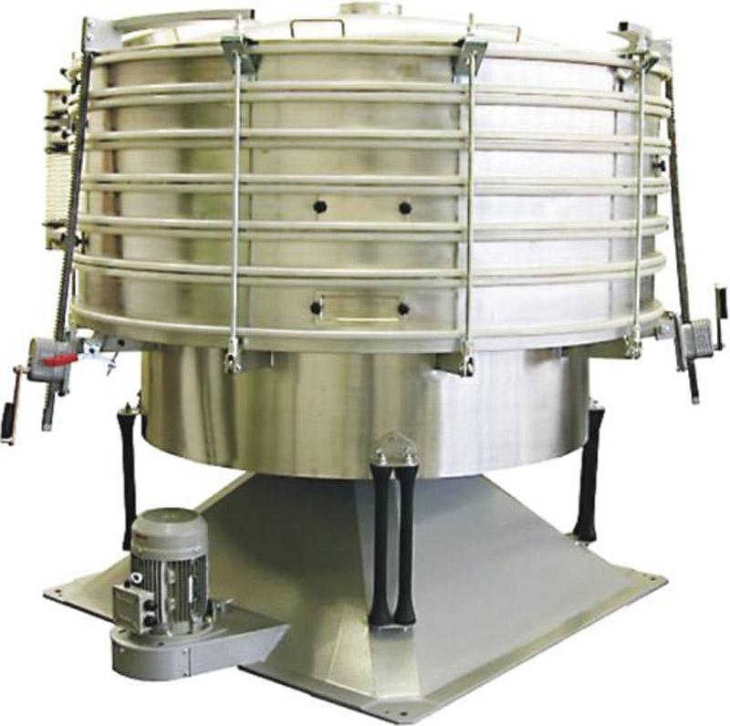 刮板式超声波振动筛-珍珠岩除杂专用强制筛分机生产厂家-提供方案图纸价格