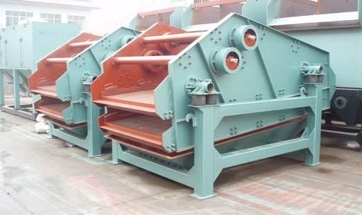 机制砂尾矿高频脱水筛生产厂家直销价格优惠