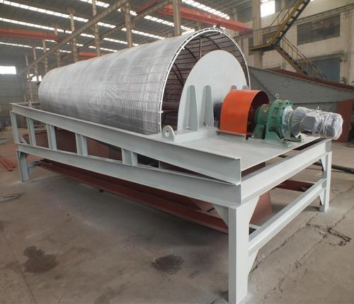 移动式滚筒筛-有机肥颗粒专用筛分机生产厂家-提供方案图纸价格