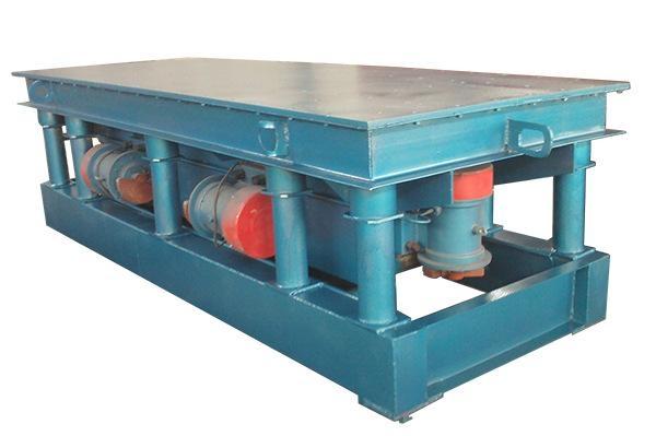 振动平台-砂岩振动平台厂家供应-图纸产量说明书规格