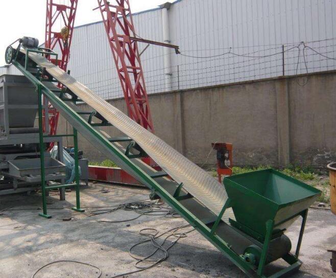 碎石皮带输送机厂家直销-提供参数质保图纸