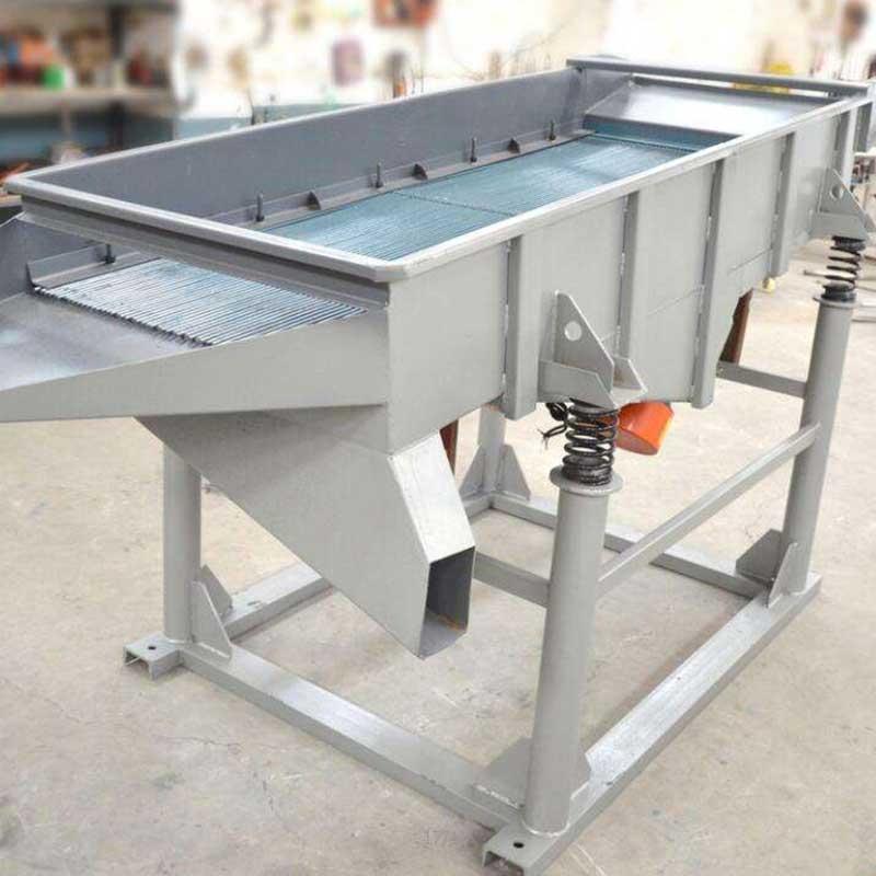 滑石直线振动筛-生产厂家-价格优惠-提供介绍报价选型