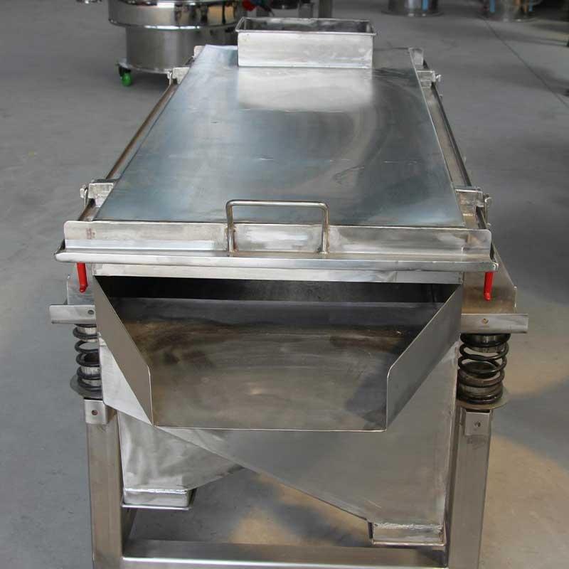 电气石直线振动筛-生产厂家-价格优惠-提供选型参数图纸