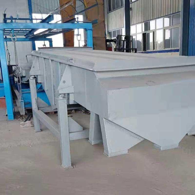钼矿石直线振动筛-生产厂家-价格优惠-提供尺寸质保图纸