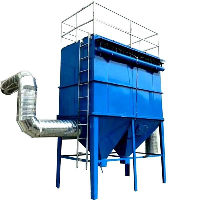 布袋除尘器-含尘净化布袋除尘器厂家直销-参数报价原理技术