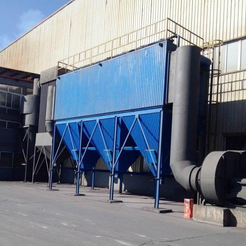 塑烧板除尘器 布袋除尘器厂家 选型优势特点报价