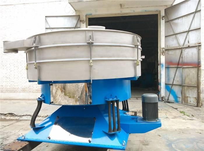 强制式振动筛-面粉除渣专用带毛刷自清理筛分机生产厂家直销价格优惠