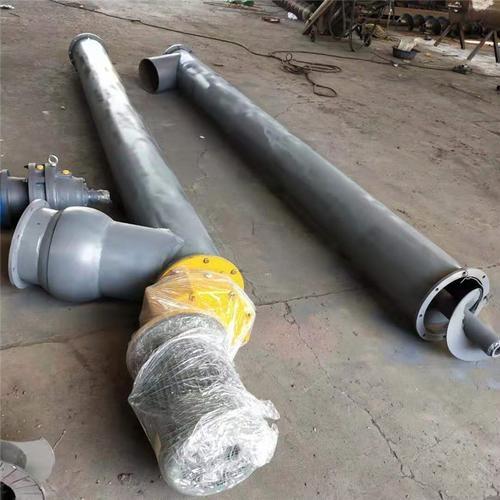 螺旋输送机-双混合螺旋输送机厂家直销-规格价格原理型号