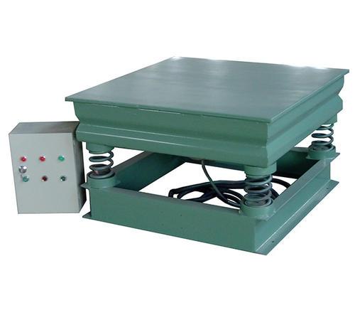 振动平台-大型振动平台厂家供应-材质性能报价原理