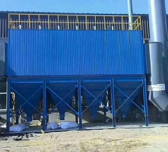 除尘器-燃煤锅炉耐高温布袋除尘器厂家直销-规格原理技术参数