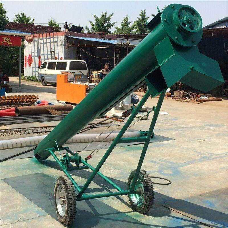 干粉砂浆螺旋输送机|输送机厂家设计|螺旋输送机报价优势