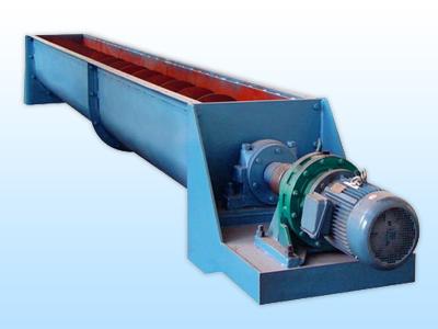 厂家生产水泥 粉煤灰 石灰 LS螺旋给料机 不锈钢双轴螺旋输送机
