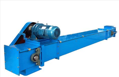 厂家生产长距离重型带铸石板埋刮板输送机 水泥灰渣刮板输送机