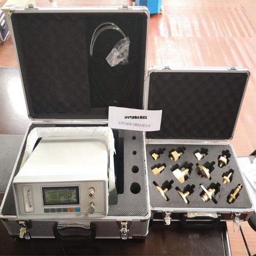 SF6智能微水测量仪