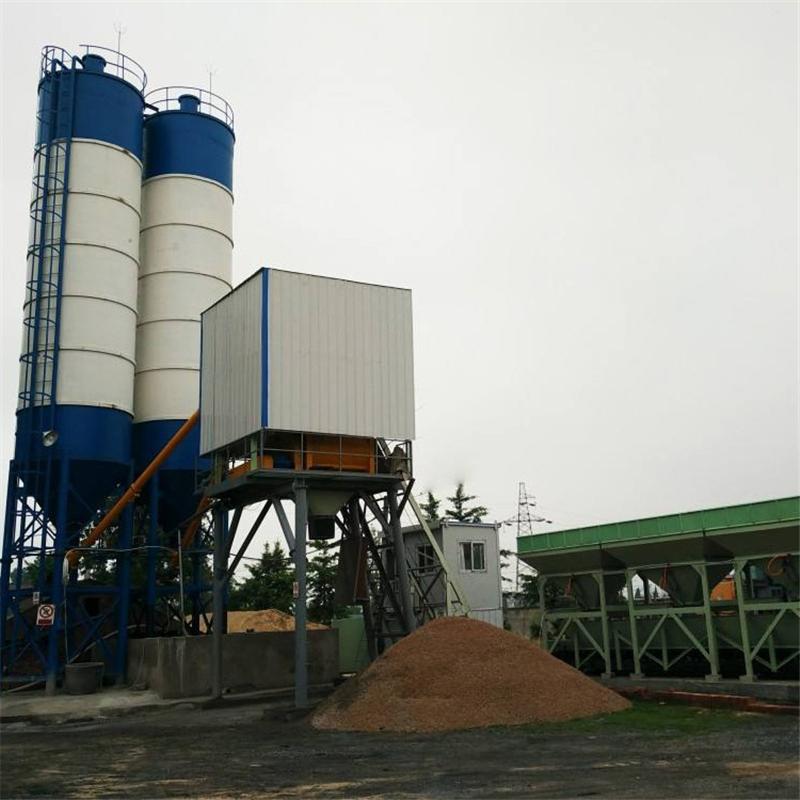 HZS50商品混凝土设备