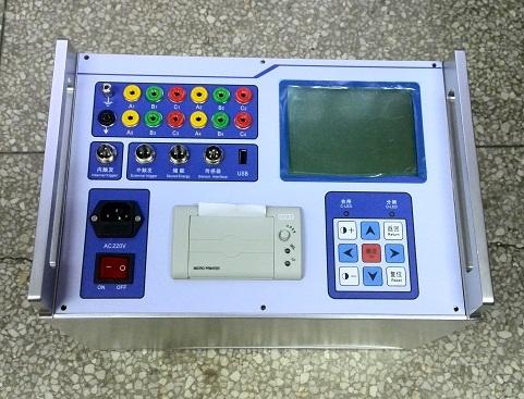 断路器合闸电阻测试仪