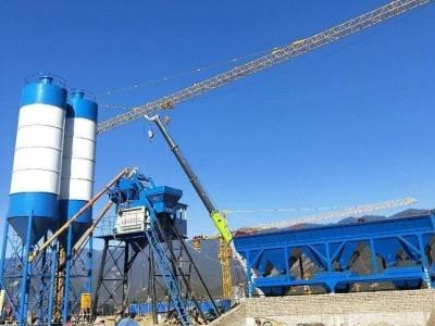 HZS25混凝土搅拌站设备