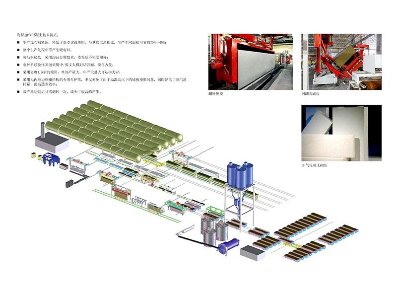 加气块生产设备 加气块生产设备厂家